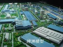 常州厂房模型