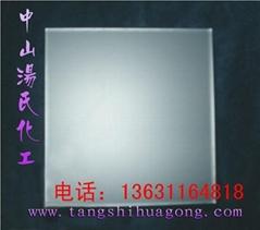 汤氏玻璃专业生产酸性玻璃蒙砂粉