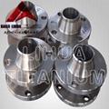 ASTM B381 Standard Gr2 Titanium Flange ANSI B16.5 1