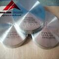 Gr5 Titanium disk ASTM B381
