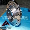 ASTM B381 Standard Gr2 Titanium Flange ANSI B16.5 4