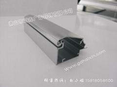 5公分单面超薄灯箱铝型材