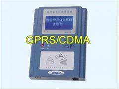 永豪IC電信CDMA無線公交收費機