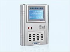 企事业单位无线CDMA刷卡考勤系统