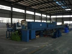 SLC series pusher sintering furnace
