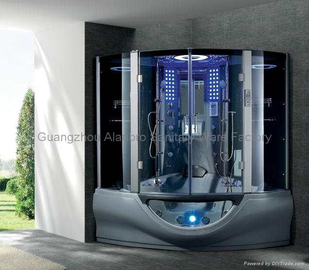 Cool Shower Spas Contemporary - Bathtub for Bathroom Ideas ...