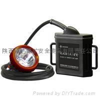 KL4LM(A)型LED锂电矿灯
