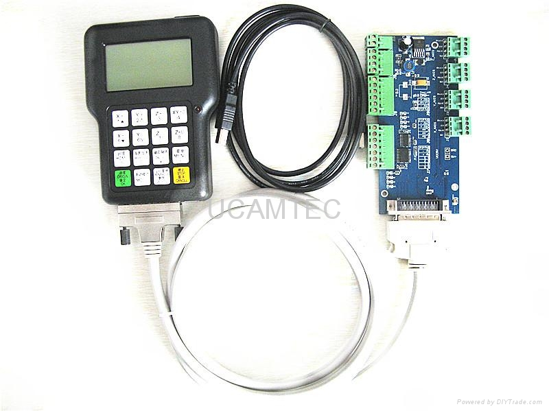 DSP CONTROL SYSTEM FOR CNC ROUTER SERVO SYSTEM 1