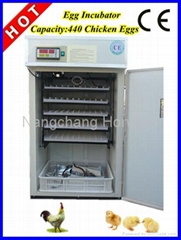CE MARKED Best Selling Cheap Automatic Egg Incubator YZITE-7