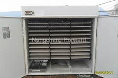 CE certified  poultry egg incubator