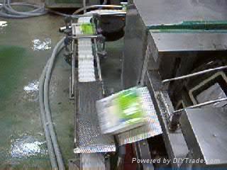 柔性链板输送机 1