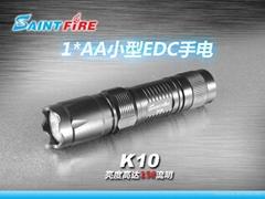 美國CREE 最新LED強光手電筒 高級防水防爆