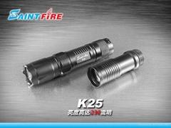CREE XP-G LED戶外手電筒flashlight