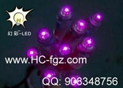 LED发光字灯串