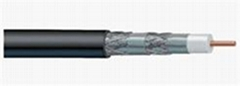 RG11 QUAD Shield Coaxial Cable