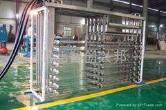 污水框架式紫外线消毒设备