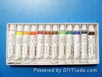 12 colors oil paints suits(12ml)