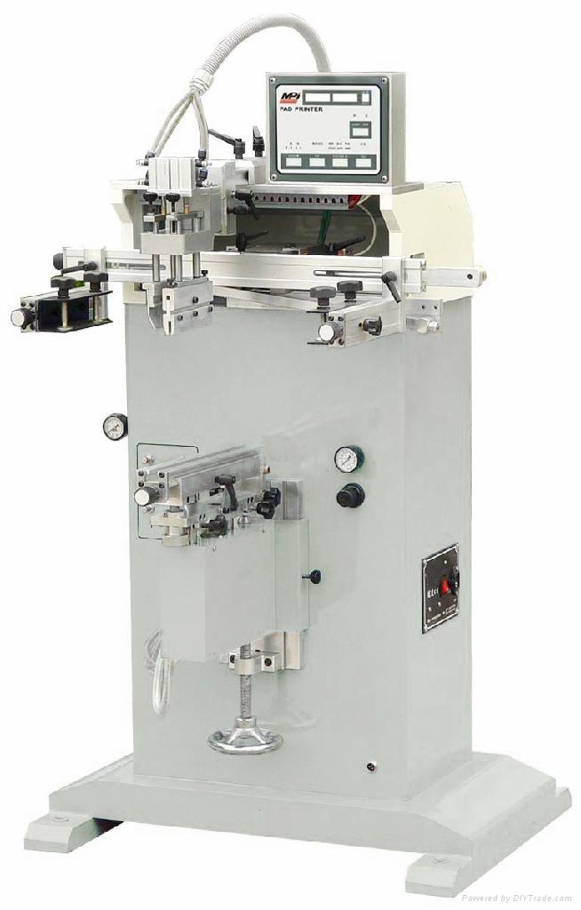 圓面絲網印刷機 1