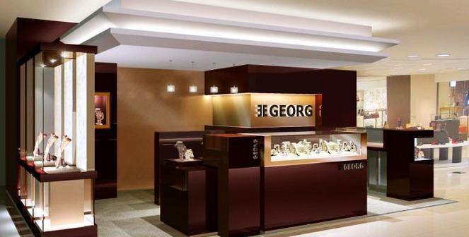 珠寶展示櫃 4