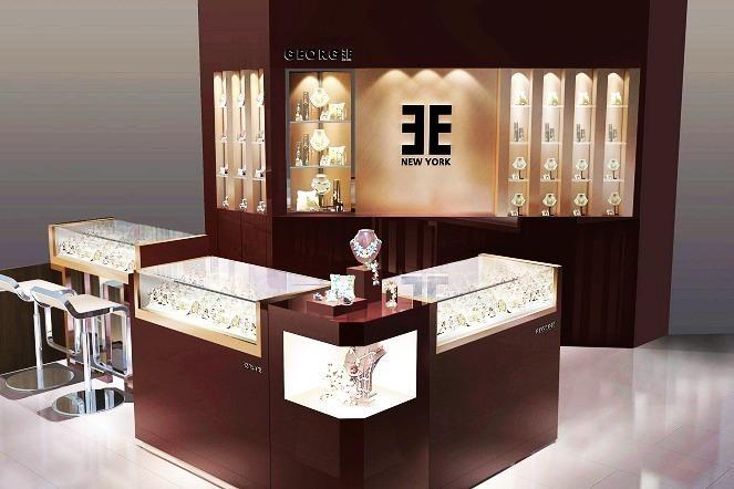 珠寶展示櫃 5