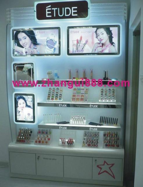 優質化妝品展櫃 4