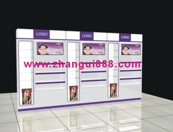 優質化妝品展櫃 2