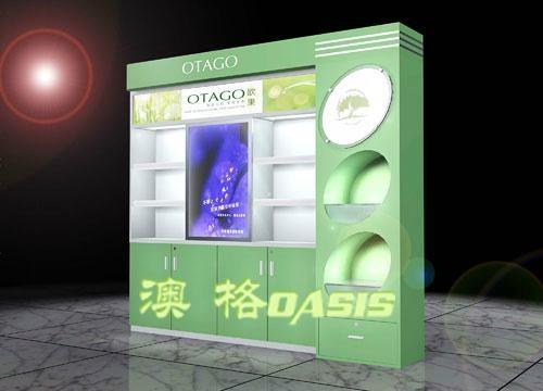 時尚化妝品展櫃 4