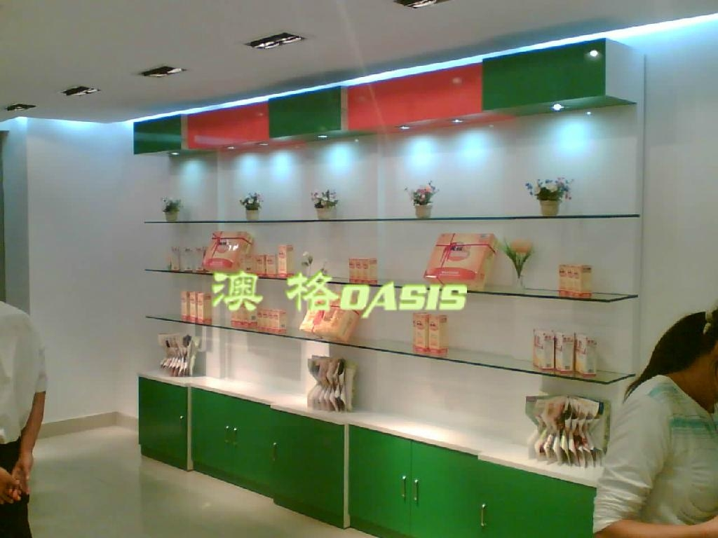 時尚化妝品展櫃 2