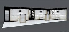 专业设计制造各类烤漆展柜