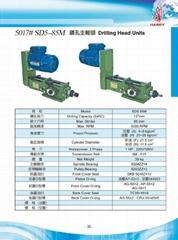 臺灣翰坤液壓鑽削動力頭SD5-85M
