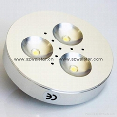 3W LED down light ceiling lamp