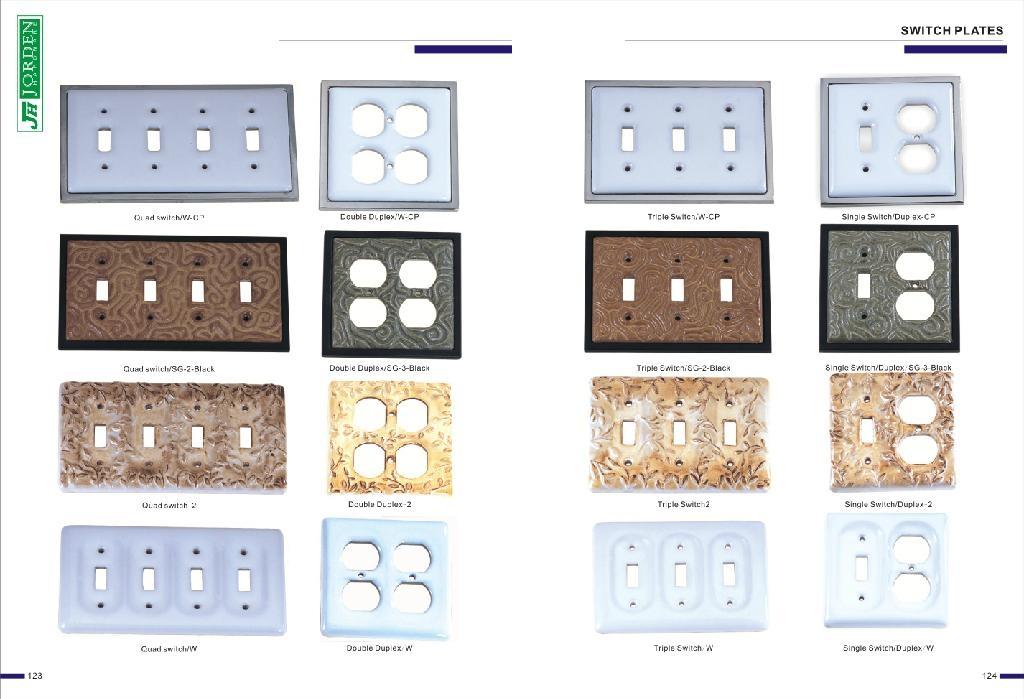 Decorative Ceramic Switch Plates Fair Ceramic Switch Plates  Jh China Manufacturer  Other Decoration Inspiration Design