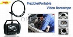 Flexible/Portable Video Borescope OTB6100