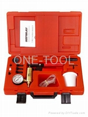 Vacuum Pump & Brake Bleed Kit