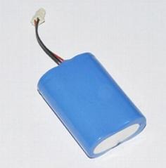 圆柱锂电池扩音器锂电池