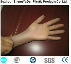 供应PVC/PE手套
