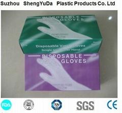 常年大量供应PVC手套