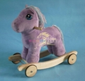 baby rocking pony