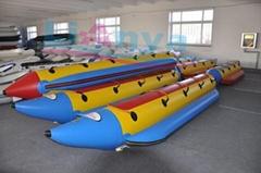 inflatable boat,Banana boat