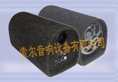 6寸隧道形小功率汽车低音炮