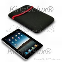 Reversible Neoprene Sleeve Case Cover for Apple iPad,netbook