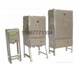 BXK-系列不锈钢防爆控制柜