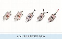BZX51系列防爆行程开关
