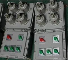 供應防爆檢修電源插座箱IIB IIC