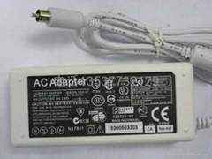 Notebook computer adapter