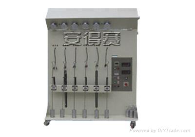 电源插头线突拉试验机 1