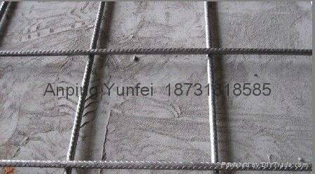 安平钢筋网 150x150mm  螺纹带肋