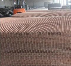 镀铜焊接铁丝网