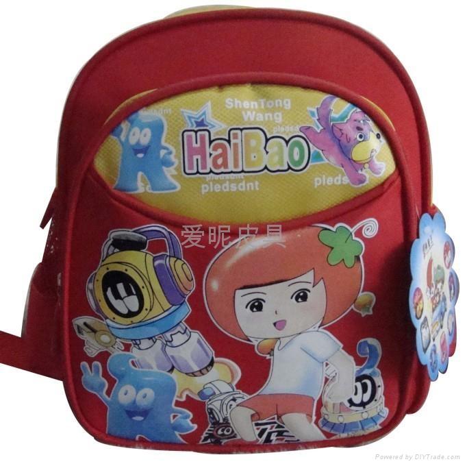 幼儿园书包 (中国 生产商)