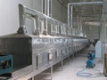 腐植酸微波乾燥設備